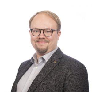 Pääsihteeri Antti Ilmavirta