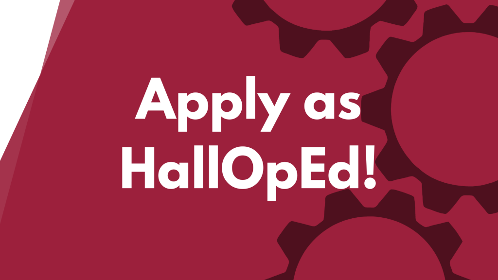 Apply as Halloped