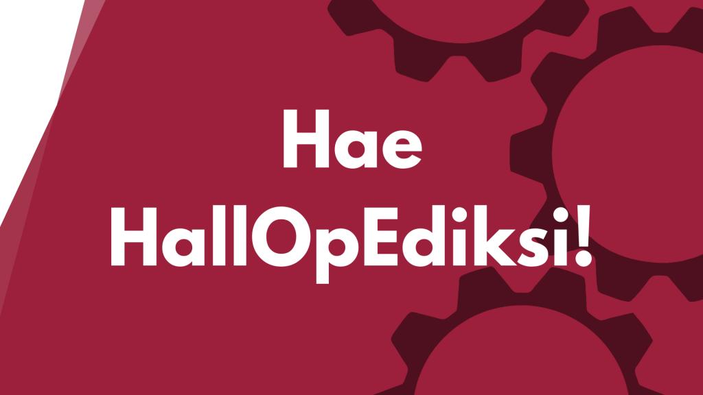 Hae Hallopediksi