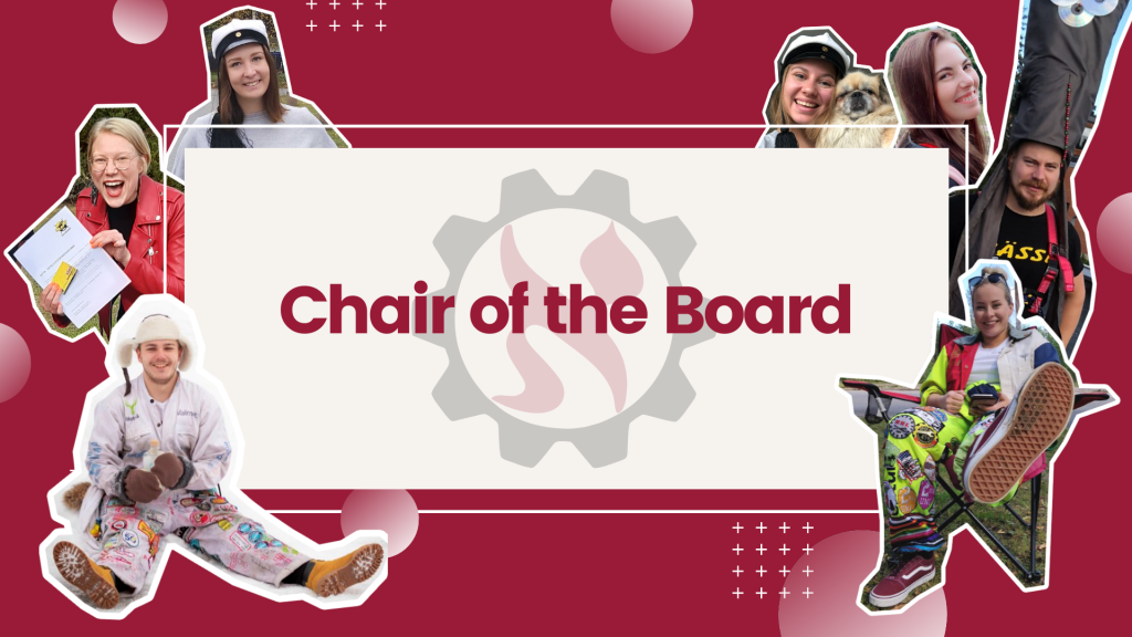 Chair of the Board